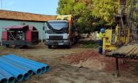 Governo do Tocantins beneficia mais de 1.500 famílias com obras de melhoria na Rede de Abastecimento e Distribuição de Água em Aragominas
