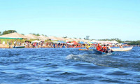 Municípios têm esta sexta para solicitar apoio do Corpo de Bombeiros do Tocantins para temporada de praias