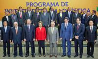 Marcelo Miranda participa de lançamento do Programa de Investimento em Logística