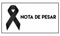 Nota de Pesarpelo falecimento deClarismar Fernandes Campos