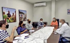 Governo do Tocantins firma parceria com Acipa, em benefício aos associados afetados pela pandemia na Capital