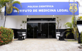 Corpo de idoso do município de Almas aguarda ser reclamado pela família no IML de Palmas