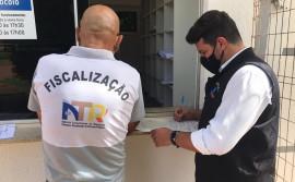 Após inspeção, ATR e Procon autuam BRK Ambiental por desabastecimento de água em Luzimangues