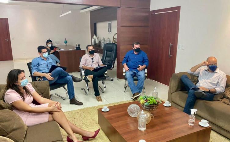 A diretora-geral Andrea Andreis disse que o intuito da primeira reunião foi alinhar as expectativas entre o Estado do Tocantins e a Prefeitura de Gurupi, para a implantação da Unidade de Parcerias e Investimentos no município