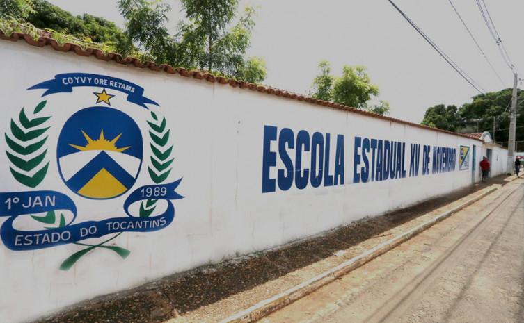Escola Estadual Girassol de Tempo Integral XV de novembro, de Tocantinópolis, conquistou o 1º lugar no PGE 2020