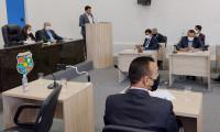 Em reunião com vereadores de Porto Nacional, Procon e ATR apresentam irregularidades no abastecimento de água em Luzimangues