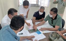 Tocantins Parcerias inicia trabalho técnico no Projeto de exploração do Lago Manoel Alves, em Dianópolis
