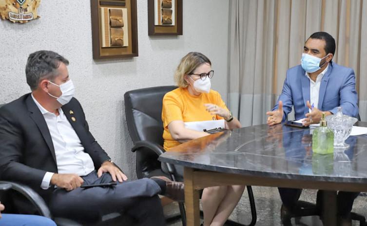 O vice-governador Wanderlei Barbosa reafirmou a fala do Governador em relação ao retorno das aulas presenciais