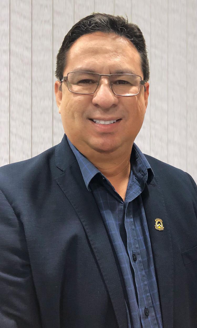 Élcio Mendes - Secretário da Comunicação - Foto Nilson Chaves