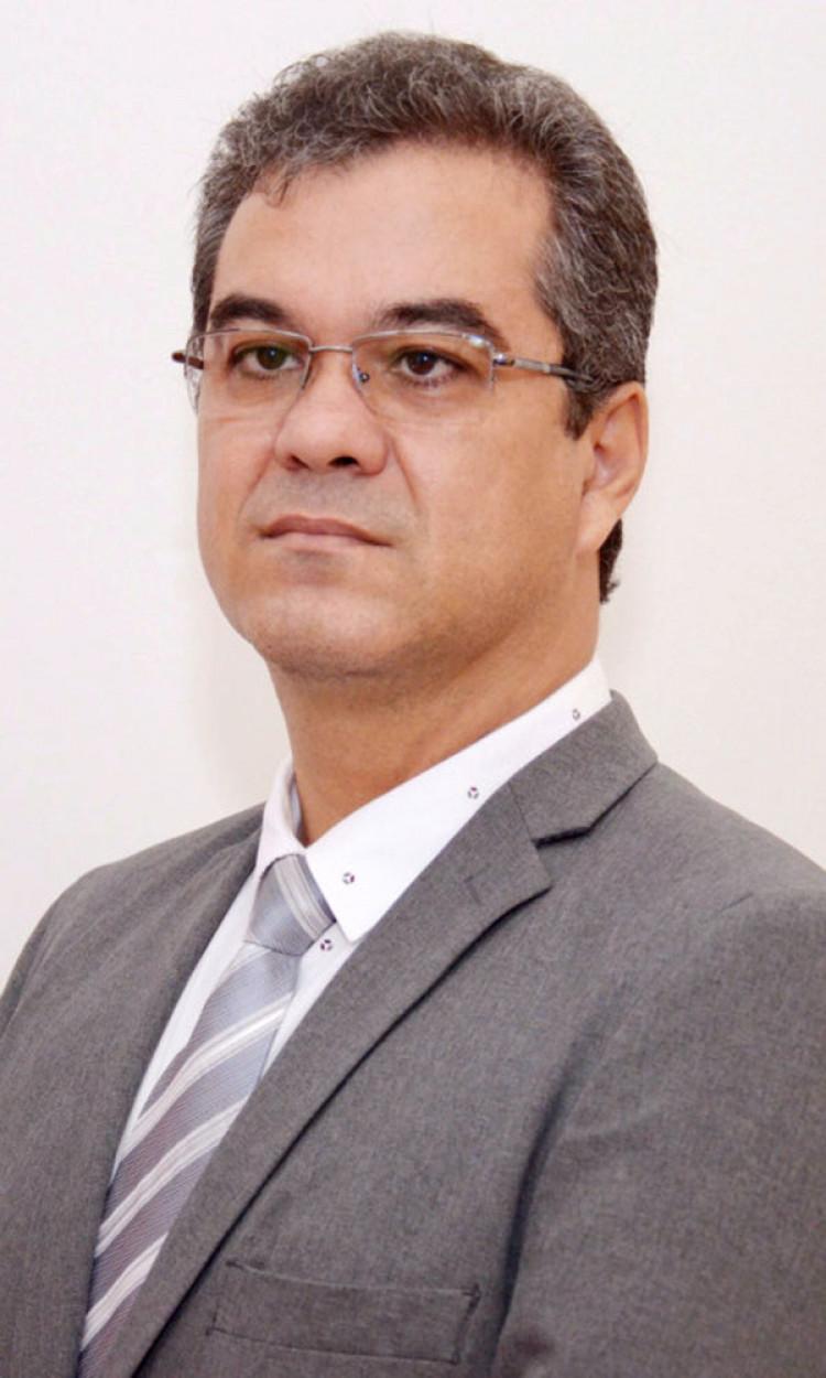 Presidente do Detra Cláudio Alex Vieira