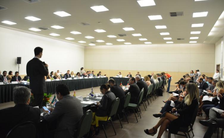 A Controladoria foi um dos 50 órgãos de controle do país a terem representatividade na 32ª reunião