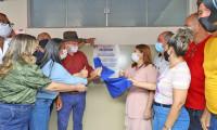 Governador Carlesse entrega obras do Colégio Estadual Anita Cassimiro à população de Aliança do Tocantins