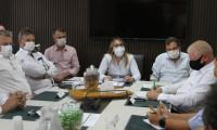 Em encontro com produtores, secretária da Infraestrutura apresenta investimentos de  mais R$ 500 milhões na malha rodoviária do Estado