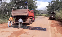 Governo do Tocantins finaliza manutenção em cinco trechos de rodovias na região de Araguaína