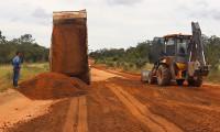 Governo do Tocantins realiza recuperação e manutenção de rodovias no Vale do Araguaia