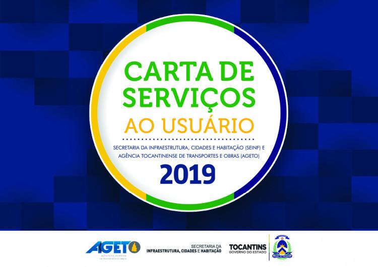 CARTA DE SERVIÇO AO USUÁRIO - SEINF