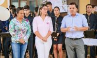 Hóspedes da Casa de Apoio Vera Lúcia comemoram Dia da Mulher