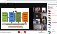 Governo do Tocantins promove reuniões on-line para orientações de técnicos e coordenadores dos CREAS e Instituições de Acolhimento