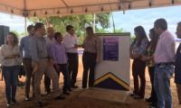 Secretário Alexandro de Castro destaca importância da pesquisa para a agricultura durante inauguração do Tecnorte