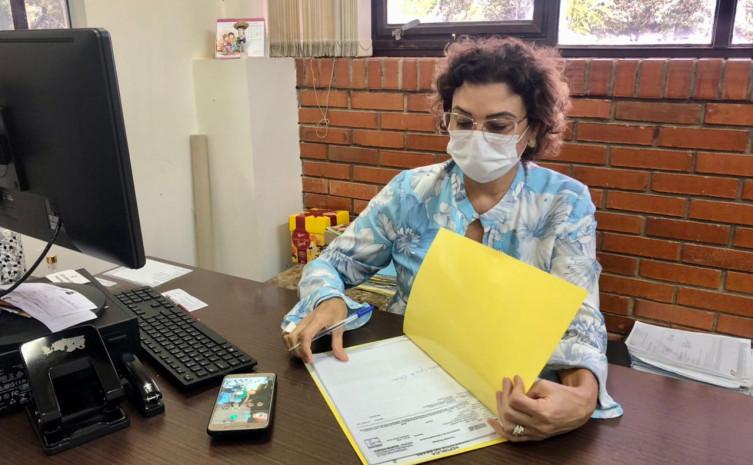 A diretora Imobiliária e Comercial da Tocantins Parcerias, Zélia Bandeira, recomenda que todas as pessoas que ainda não quitaram seus imóveis devem aproveitar as condições de pagamentos.