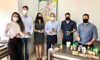 Cônsul Argentino, Pablo Virasoro, realiza visitas a empresas tocantinenses