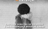 Maio laranja por um compromisso social contra a violência sexual infantil