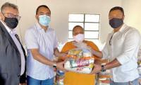 Governo do Tocantins distribui mais 1 mil kits de alimentos para entidades de Palmas