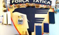 Polícia Militar prende três pessoas na região sul do Estado por tráfico de drogas e outros crimes