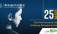 Instituto de Criminalística lança serviço que auxiliará na busca por pessoas em Dia Internacional da Criança Desaparecida