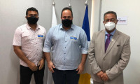 Governo do Tocantins estreita laços com prefeito e vereadores de Araguacema com o intuito de promover o desenvolvimento econômico do município