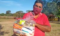 Governo do Tocantins entrega cestas de alimentos à famílias de assentamentos e comunidades rurais de Gurupi