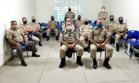 Em Lagoa da Confusão, militares da 4ª CIPM recebem capacitação para operar o PMTO Móbile