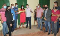 Agência Tocantinense de Saneamento participa de entrega de casas populares em Fátima do Tocantins