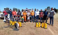 Técnicos da Semarh participam de Curso de Formação de Brigadistas