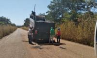 Governo do Tocantins realiza manutenção de seis rodovias da região de Paraíso