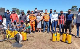 Técnicos da Secretaria do Meio Ambiente participam de Curso de Formação de Brigadistas