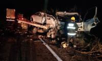 Colinas: motorista preso nas ferragens é resgatado por bombeiros militares