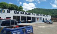 Polícia Militar prende homem suspeito de homicídio em Paraíso