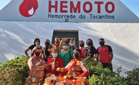 Hemocentro firma parceria com quadrilheiros para fomentar doação de sangue