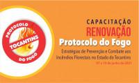 Capacitação sobre a Renovação do Protocolo do Fogo marca início da Semana do Meio Ambiente