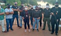 Polícia Civil deflagra operação de fiscalização para cumprimento de medidas sanitárias na intenção de prevenir a disseminação do Novo Coronavírus