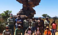 Naturatins inicia a Semana do Meio Ambiente com visita à Pedra da Baliza