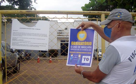 Governo do Tocantins divulga balanço de ações de fiscalização de saneamento do primeiro semestre do ano