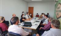 Adapec reúne delegados regionais para alinhar ações de defesa agropecuária