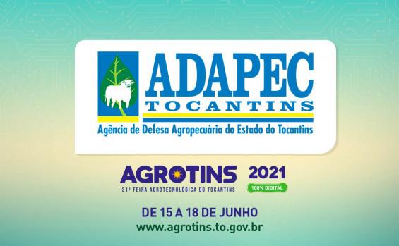 Agrotins 2021: Adapec prepara programação especial voltada ao crescimento agropecuário