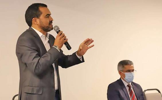 Vice-governador Wanderlei Barbosa participa da abertura do 5° Congresso de Gestão Pública de Vereadores
