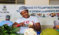 Palestra disponível na Agrotins prepara trabalhadores para empregos no campo