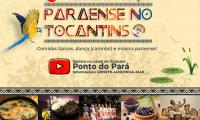 Com apoio do Governo do Tocantins, Festival da Tradição Paraense no Tocantins ocorre neste fim de semana
