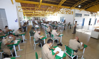 Provas de seleção para concursos internos CHOA, CHOM e CHOAS acontecem em Palmas