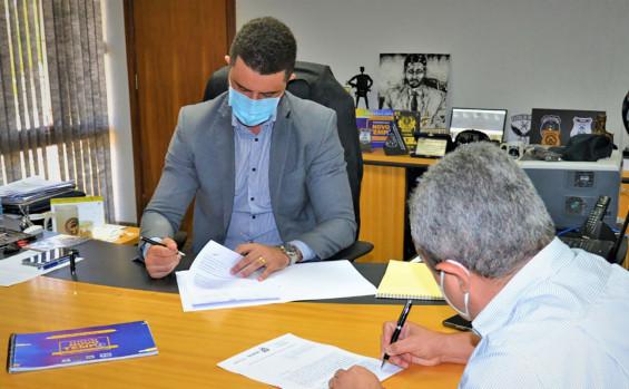 Governo do Tocantins e prefeitura de Porto Nacional firmam parceria para execução do programa Novo Tempo